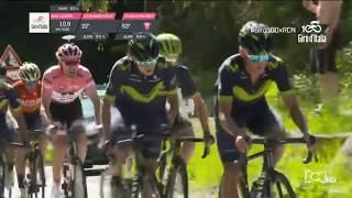Download Tom Dumoulin resistió con calma el ataque de Nairo y Nibali Giro d'Italia 2017 Etapa 18 Video