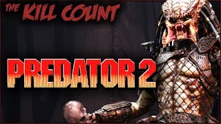 Download Predator 2 (1990) KILL COUNT Video