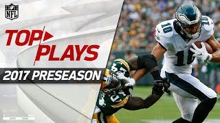 Download Top Plays from the 2017 Preseason | NFL Highlights Video