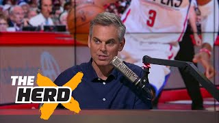 Download Chris Paul traded to the Houston Rockets   THE HERD Video