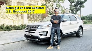 Download [XEHAY.VN] Đánh giá xe Ford Explorer 2.3 Ecoboost Limited 2017 |4k| Video