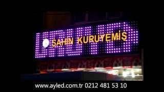 Download Pixel LED Tabela - ŞAHİN KURUYEMİŞ Video