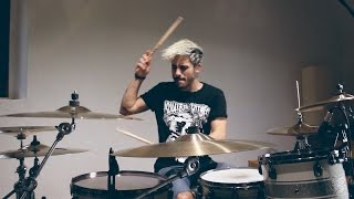 Download The Word Alive - Overdose | Drum Cover by Giovanni Cilio Video