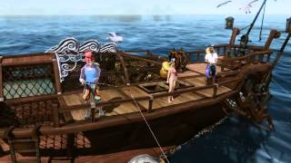 Download Archeage Trailer [KR] #22 - New Fishing Boat Video