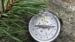 Download Как пользоваться компасом Заход в лес и выход Video