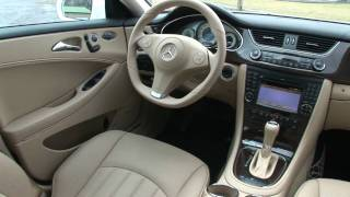 Download 2010 Mercedes-Benz CLS550 - Drive Time Review | TestDriveNow Video