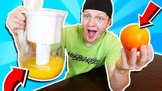 Download WEIRD ITEMS vs WATER FILTER! WILL IT FILTER?! Video