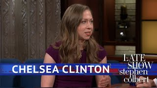 Download Chelsea Clinton's Role As First Daughter Was Different Than Ivanka's Video
