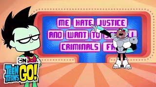 Download The Backward Talk Game I Teen Titans Go! I Cartoon Network Video