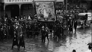 Download Tamworth Labour Day Parade 23/10/1916 Video