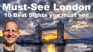 Download Best 10 London Sights recommended by a long-time local resident. The absolute best of London for you Video