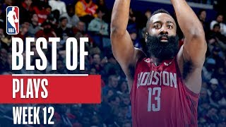 Download NBA's Best Plays | Week 12 Video
