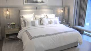Download Home Day Tour: Luxurious master bedroom and bathroom Video