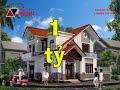 Download Mẫu nhà 2 tầng ở nông thôn diện tích 80m2 Video
