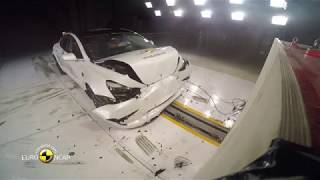 Download Euro NCAP Crash Test of Tesla Model 3 2019 Video