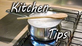Download 5 Top Kitchen Tips Video