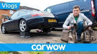 Download What's wrong with my Porsche 911 now? Fix one problem only to discover a new one! Video