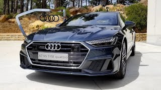 Download All-New Audi A7-ANOTHER STUNNER FROM AUDI Video