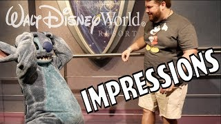 Download Stitch Couldn't Believe His Ears! - Disney World Impressions Video