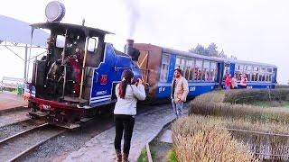 Download Batasia Loop Station of Darjeeling Himalayan Railway - UNESCO World Heritage Video