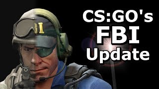 Download CS:GO's FBI Update - October 2018 Video