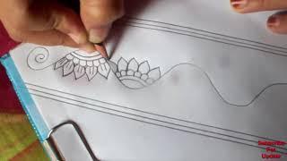 Download How To Make Bangladeshi new Nokshi Khata Design | নতুন নকশী কাঁথা ডিজাইন [Dont Miss] HD 2017 Video