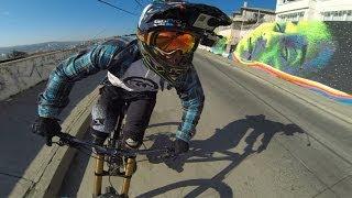 Download GoPro: Combing Valparaiso's Hills Video