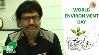 Download Vivek Speech: I've touched 30 % of Abdul Kalam's goal of 1 crore trees | World Environment Day Video