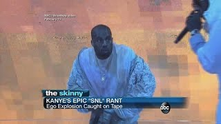 Download Kanye West 'SNL' Meltdown Leaked | ABC News Video