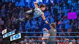 Download Top 10 SmackDown LIVE moments: WWE Top 10, Nov. 1, 2016 Video