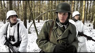 Download ROTER SCHNEE / RED SNOW (WWII Short Film) Video