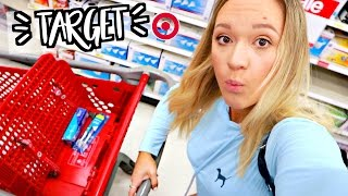 Download SHOPPING ALONE IN TARGET!! Alisha Marie Vlogs Video