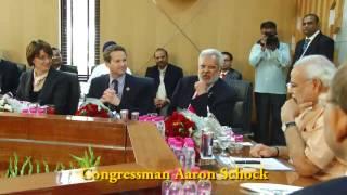 Download Congressman Schock introducing Mr. Shalabh (Shalli) Kumar as a Great US Ambassador at Large to India Video