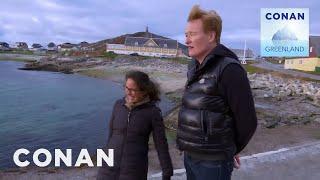 Download Conan Encounters Greenland's Sea Creatures - CONAN on TBS Video