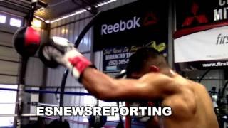 Download Jesus Cuellar (28-1, 21 KOs) vs. Abner Mares 29-2-1, 15 KOs on for dec 10 Video