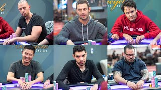 Download Million Dollar Cash Game - Full Highlights ♠ Live at the Bike! Video