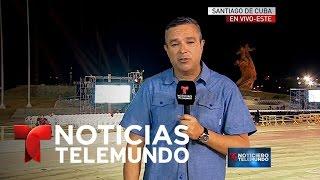 Download Santiago de Cuba espera los restos de Fidel Castro | Noticiero | Noticias Telemundo Video