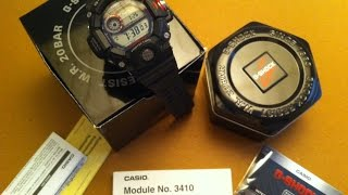 Download Progress Report - The Casio G-Shock Rangeman GW9400-1 After 6 Months Of Use Video