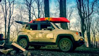 Download 2017 Jeep Renegade Desert Hawk - First of Many Adventures Video