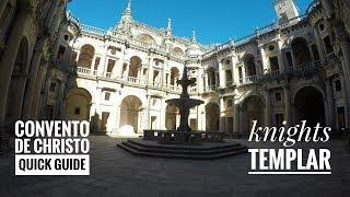 Download UNESCO Convent of Christ, Tomar, Portugal, 4K Convento de Cristo. Knights Templar Quick Guide Video