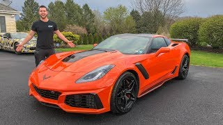Download The 2019 Chevrolet Corvette ZR1 Is Actually AMAZING Video