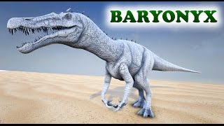 ARK: Survival Evolved - Weekly News 15th Aug: Baryonyx