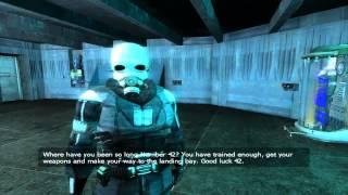 Download Half-Life 2-Combine Combat Part 1 Video