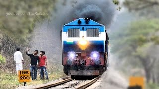 Download Morons acting Smart | Erupting Angry Train | Indian Railways Video