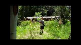 Download Hunting Guinea Hens at the Ranch.05.2012 Video