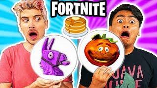Download FORTNITE Pancake Art Challenge (ft. Joey Graceffa) Video