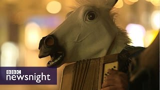 Download Is the 'alt-right' on the rise in Europe? - BBC Newsnight Video