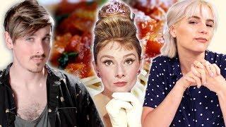 Download We Tried Audrey Hepburn's Personal Pasta Recipe Video