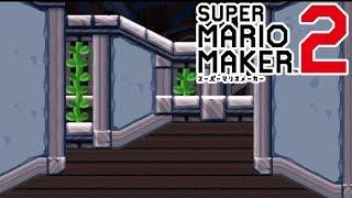Download マリメで3D迷路ステージ作った天才現る【スーパーマリオメーカー2】 Video