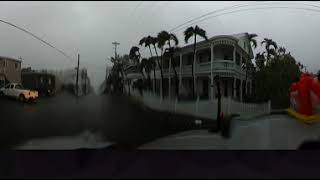 Download Hurricane Irma from the Florida Keys in 360 degrees Video